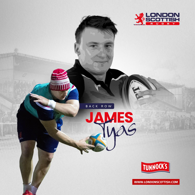 James Tyas